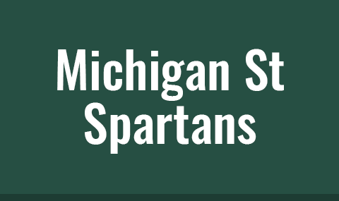 Michigan St Spartans