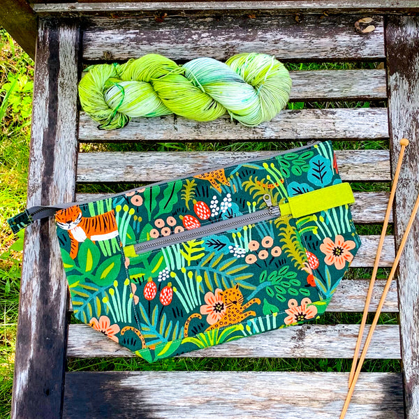 Woodsy and Wild Birch Bag- Summer Collection
