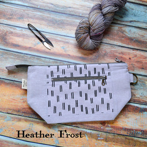 Woodsy and Wild Sapling Bag- Heather Frost