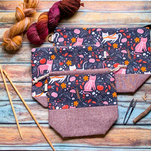 *PREORDER* Pumpkin Patch Project Bag