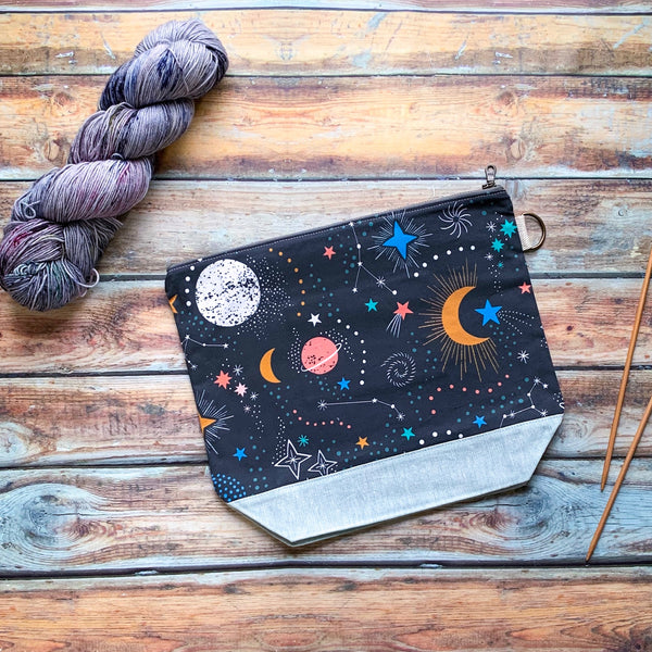 Night Sky Project Bag
