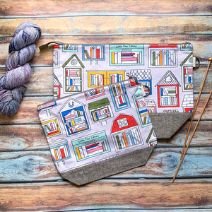 Little Free Libraries Project Bag