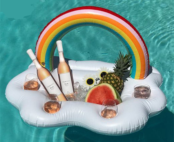 CoolFloater - Rainbow Cloud Floating Bar - DealsMart Online