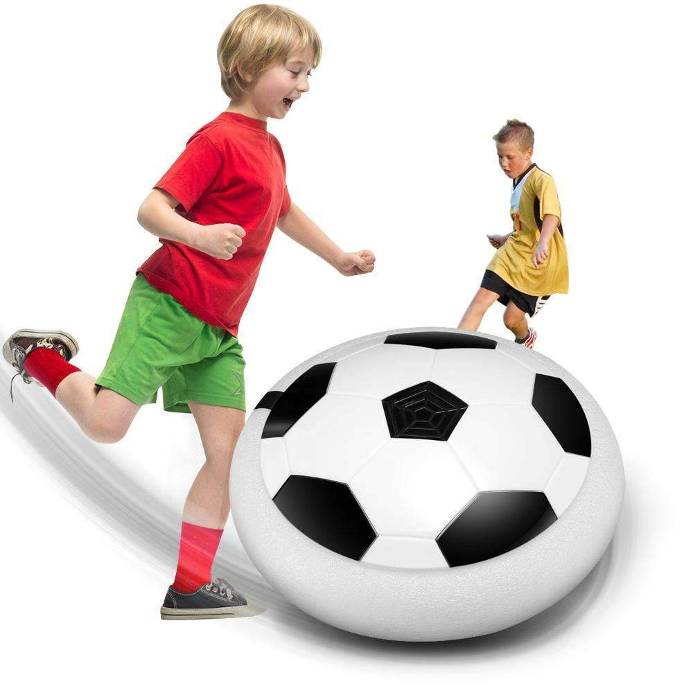 GlideSoccer - Multi-Surface Hovering Soccer Disc - DealsMart Online