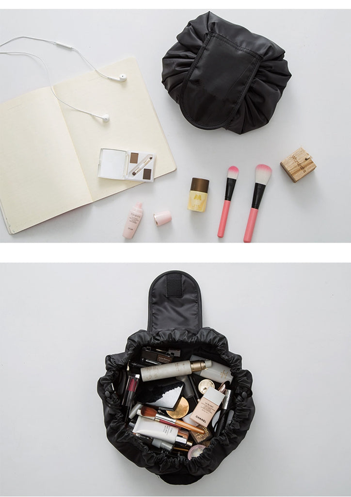 GlamPouch - Magic Drawstring Cosmetics Bag - DealsMart Online