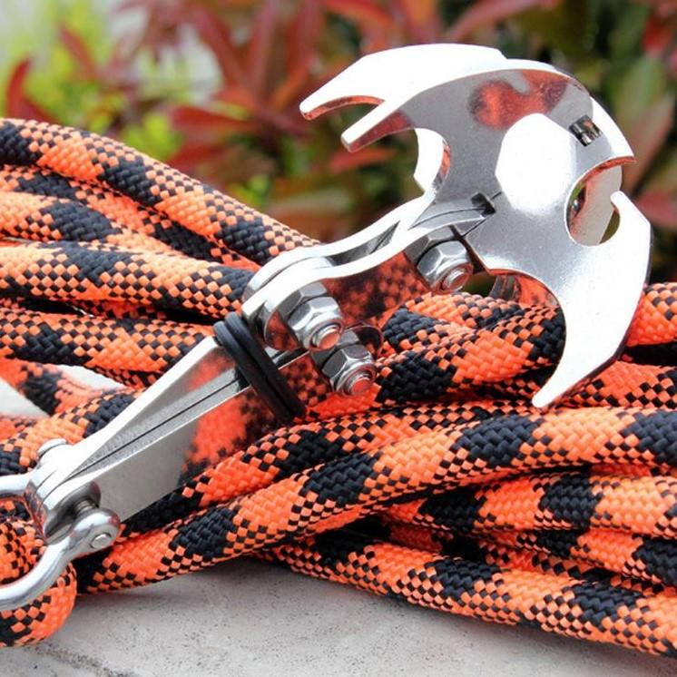 GripMaster - High Performance Outdoor Grappling Hook - DealsMart Online