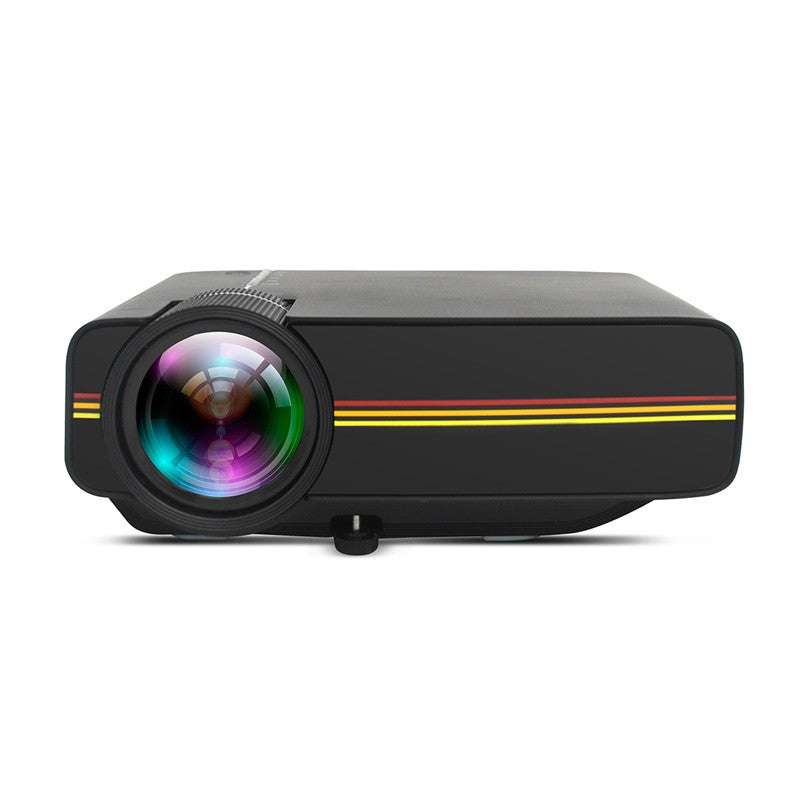 Forllion® YG400 LED Mini Projector Portable Home Theater - DealsMart Online