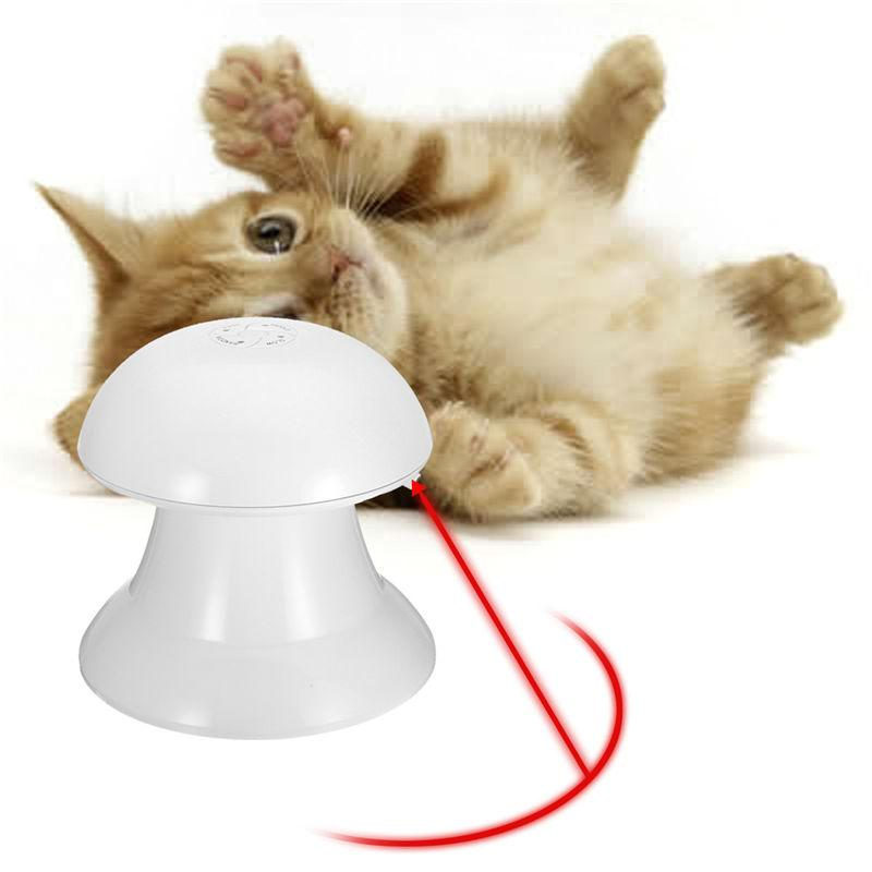 Kitty Beam - Automatic Laser Cat Toy - DealsMart Online