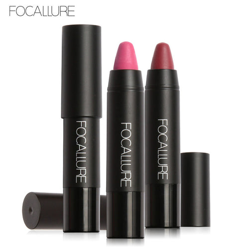 7 New Matte Colors Lipstick Waterproof Makeup Pigment Brown Nude Matte Lipstick Matte Lip Stick