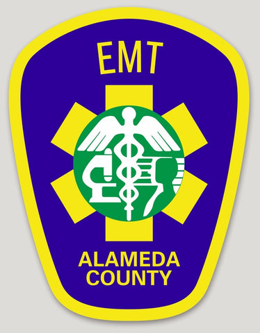 ALCO EMS Decal