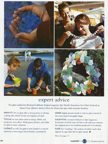 Coastal Living magazine, October 2007