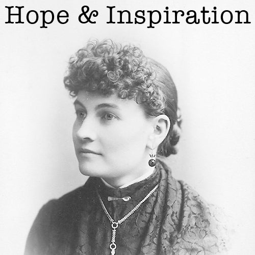hope and inspiration wax seal jewelry