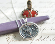 che sara sara wax seal jewelry