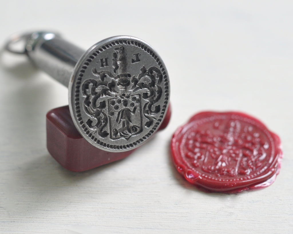 antique wax seal