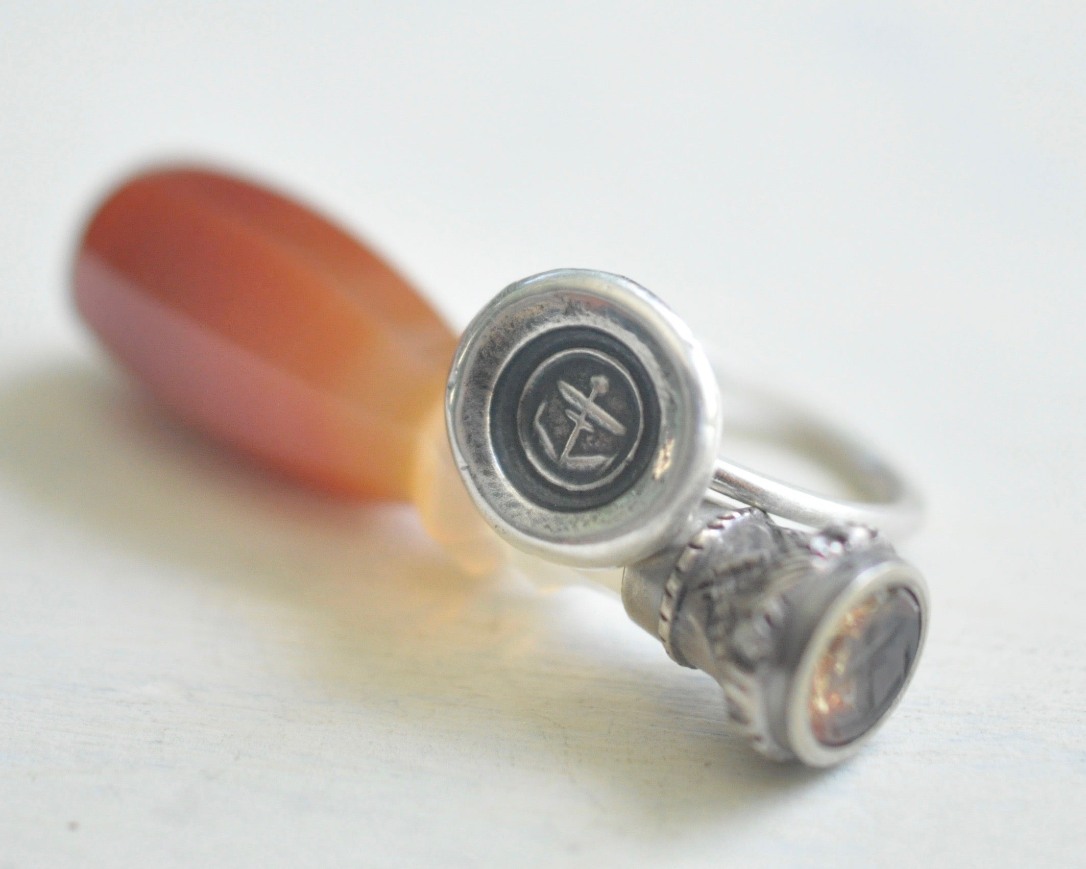 Anchor Wax Seal Ring
