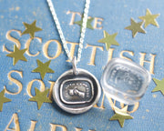 auld lang syne necklace
