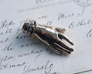 small victorian hand