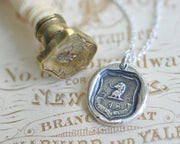otter wax seal jewelry