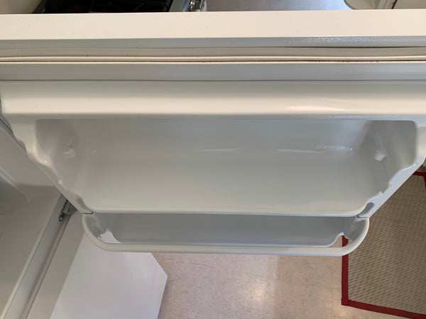 Freezer Door Rail Off
