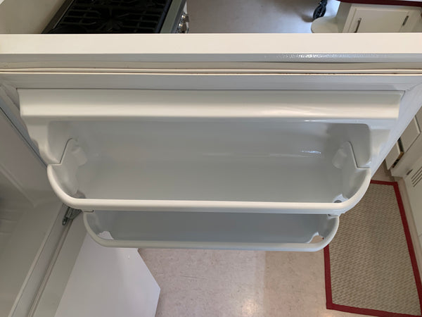Freezer Door Rail On