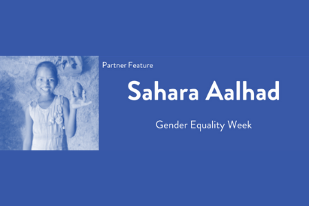 Sahara Aalhad - Gender Equality Week