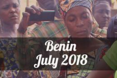 Travel Diary - Benin, July 2018