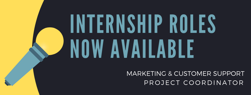 Internship Applications Now Available