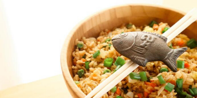 Lucky Leftover Fried Rice