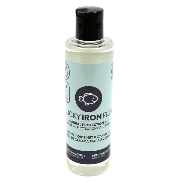 Lucky Iron Fish Protection Oil