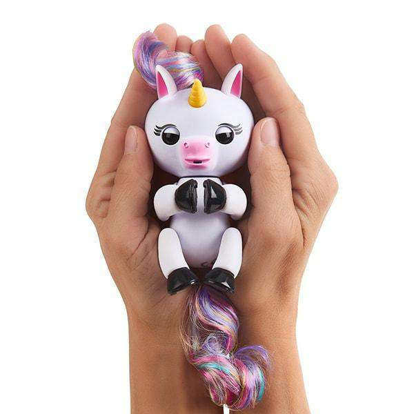 Elecenty Fingerlings Pet Unicorn