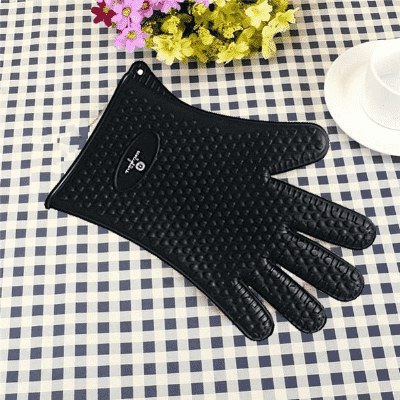 Heat Resistant BBQ Grilling Gloves
