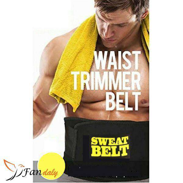 Adjustable Waist Trainer Sweat Belt For Men - Fandaly