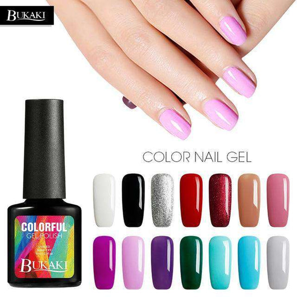 BUKAKI-Colorful gel polish