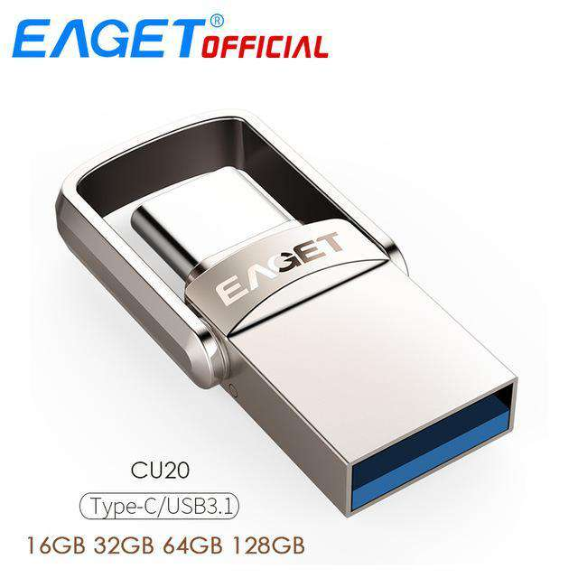 EAGET Type C USB Flash Drive 16 gb USB