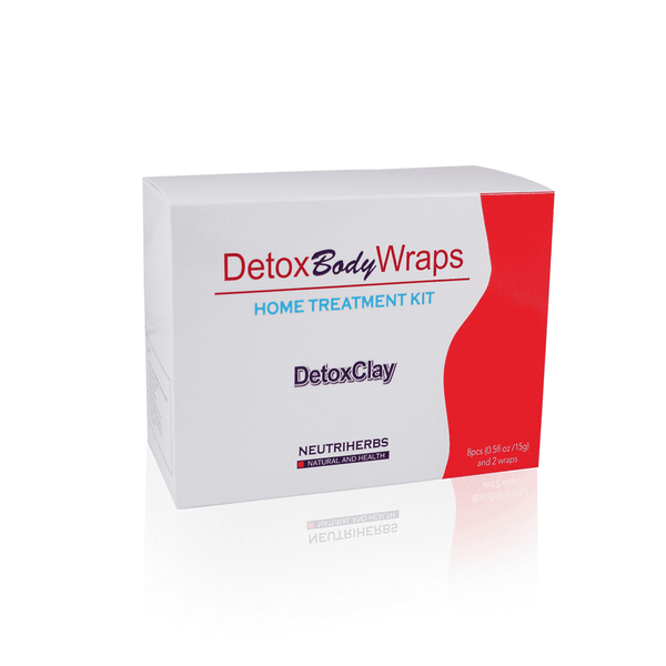 Miracle Detox Clay Body Wraps
