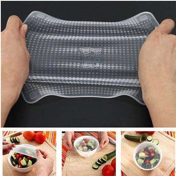Silicone Wraps Seal Cover Fandaly