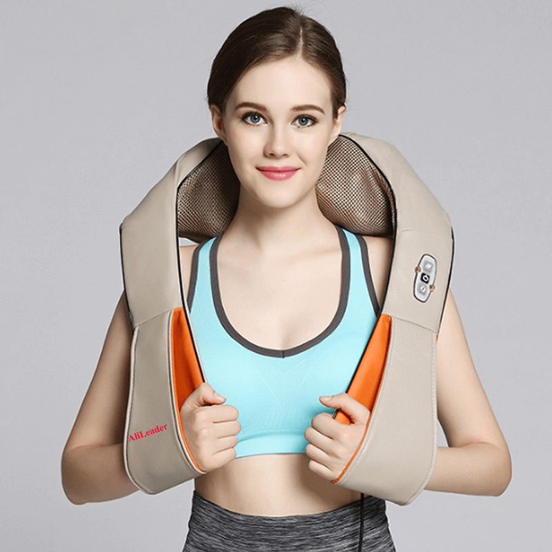 Best Shiatsu Back and Neck Massager