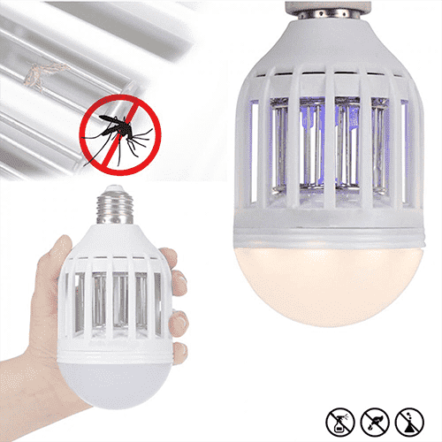 Zapper Bulb™ Insects killer