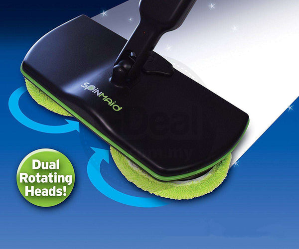 Wireless Rotary-Electric Mop
