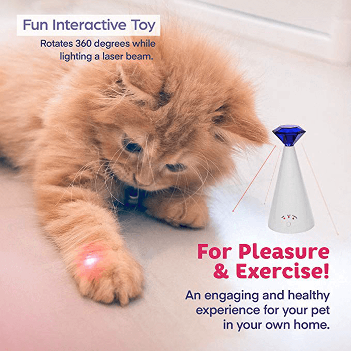 Iconic Laser Pet Toy