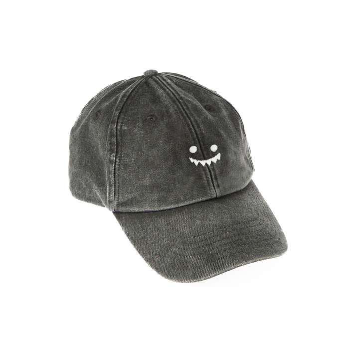Industrial Gray Dad Hat