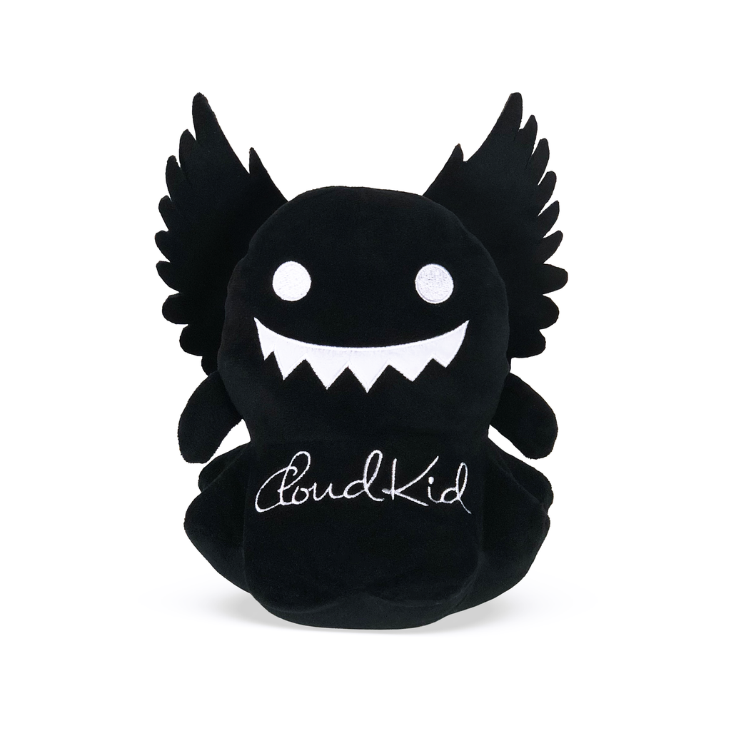 CloudKid Plushy + Necklace SALE
