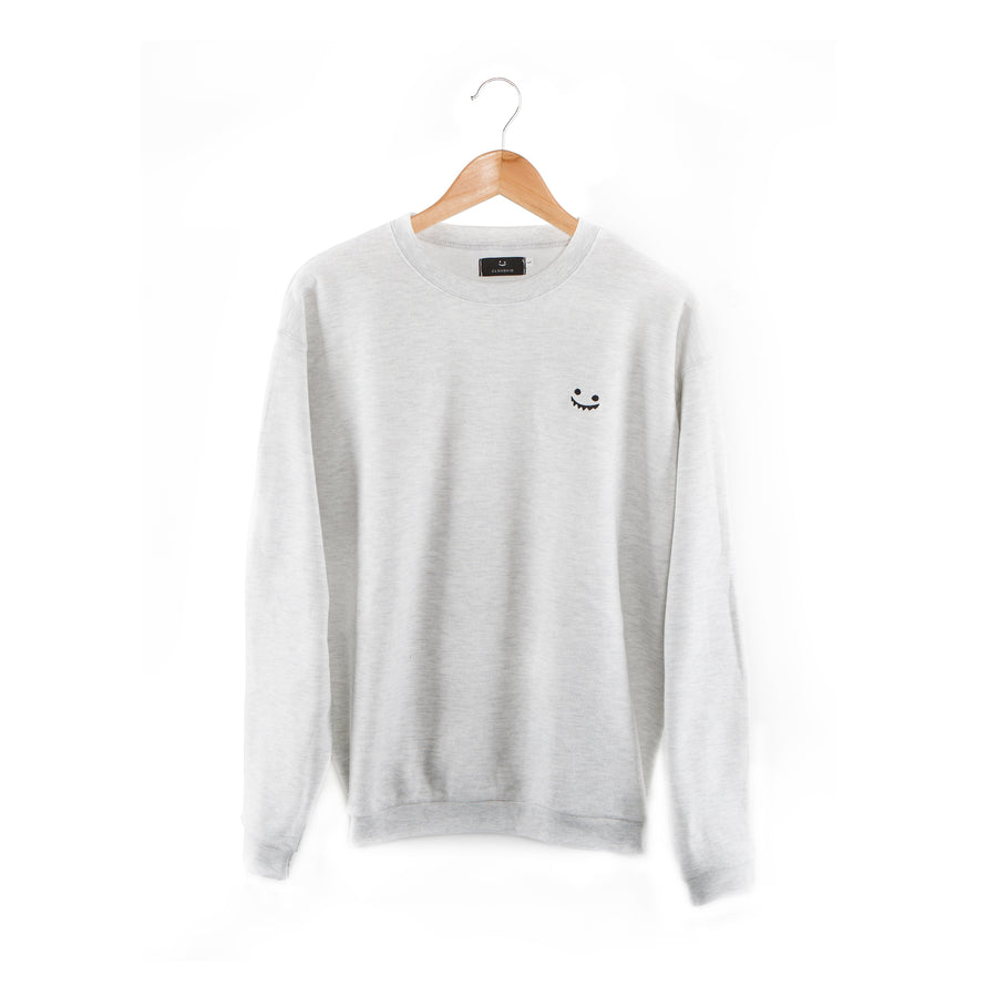 Ash Gray Sweatshirt