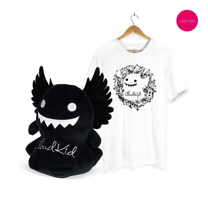 CloudKid + Limited Shirt