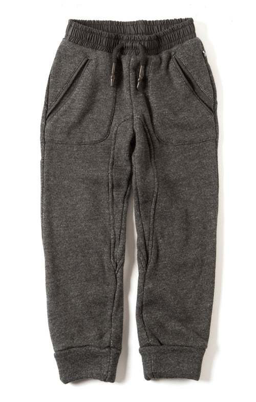 Charcoal Grey Jogger Sweats