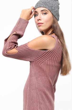 Cassidy Cut Out Sweater