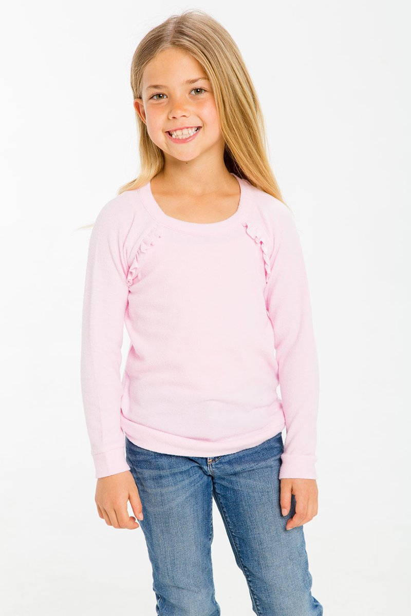 Girls Knit Pullover