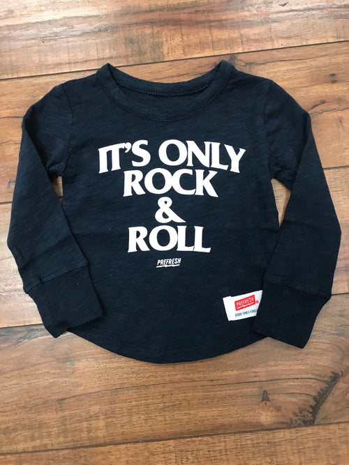 Its Only Rock & Roll Long Sleeve Tee