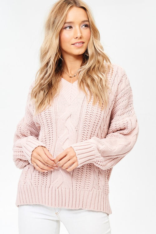 Valerie Knit Sweater