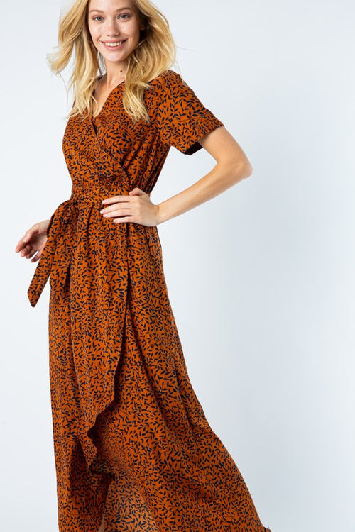 Julie Maxi Dress